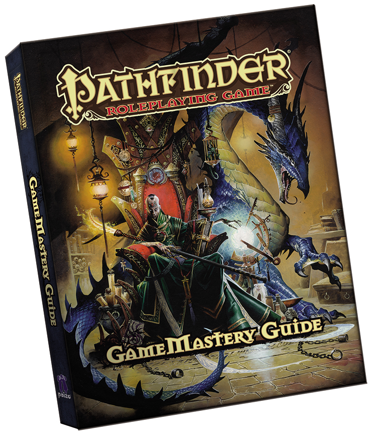 Pathfinder RPG Gamemastery Guide & Advanced Player's Guide Pocket Editions
