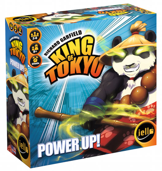 King of Tokyo & Power Up! Expansion 2017