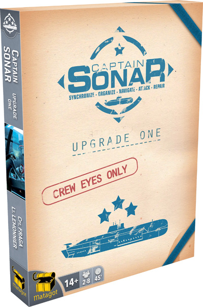 Captain Sonar & Upgrade One Expansion