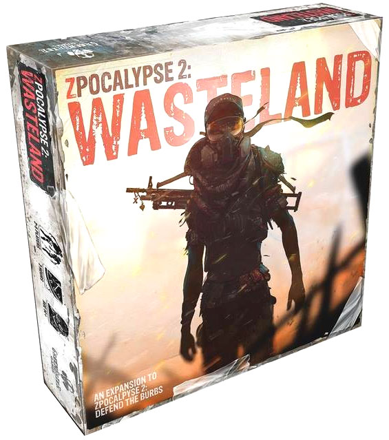 Zpocalypse 2: Defend the Burbs & Wasteland Expansion