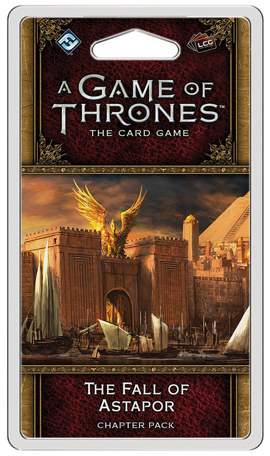 A Game of Thrones LCG: 2nd Edition - The Fall of Astapor Chapter Pack