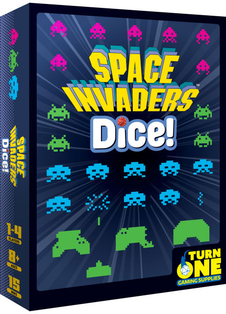 Space Invaders Dice! Game