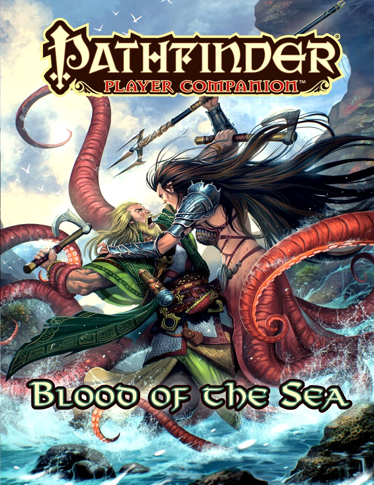 Pathfinder RPG: Player Companion - Blood of the Sea