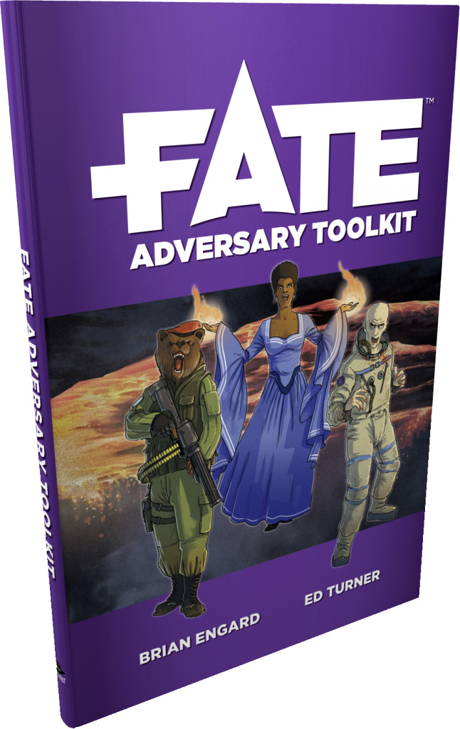Fate Core RPG: Adversary Toolkit