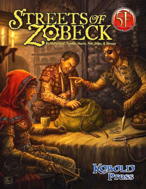 Streets of Zobeck (5th Edition)