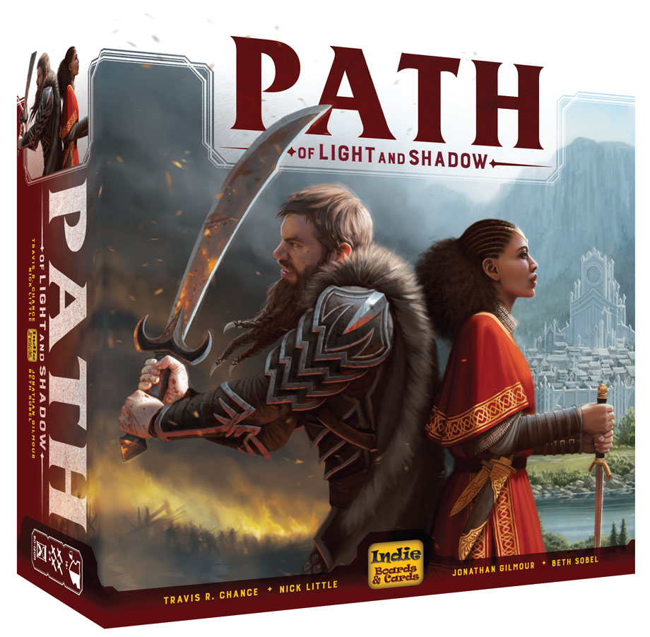 As Seen in GTM #212! - Path of Light and Shadow