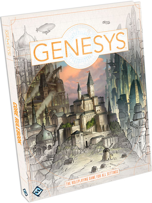 Genesys RPG: Core Rulebook (Hardcover)