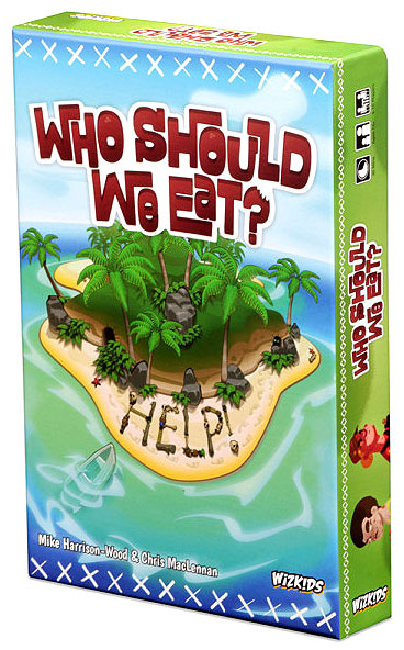 Available Now! - Who Should We Eat?