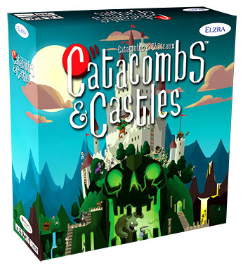 Catacombs & Castles and Cavern of Soloth Expansion