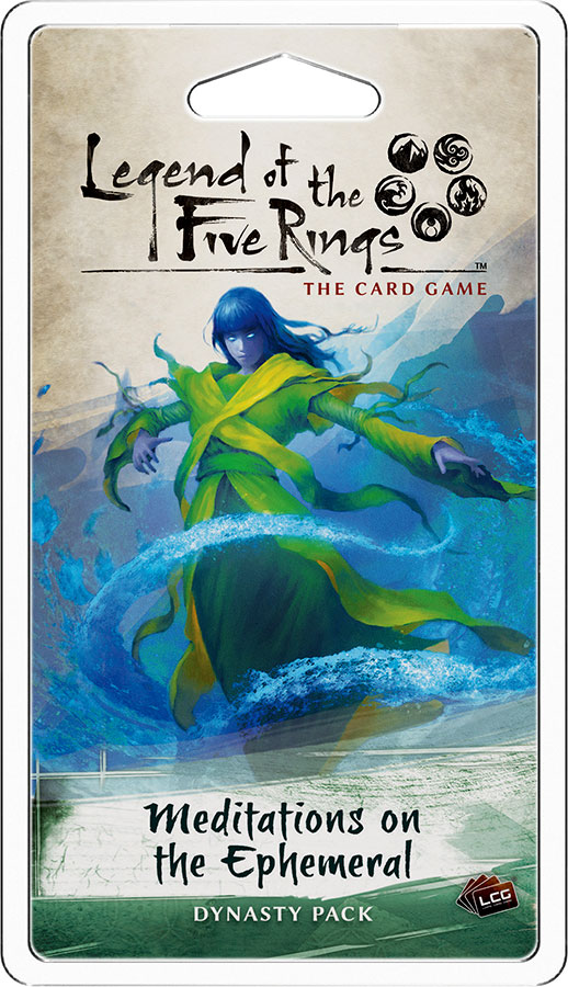 Legend of the Five Rings LCG: Meditations on the Ephemeral Dynasty Pack