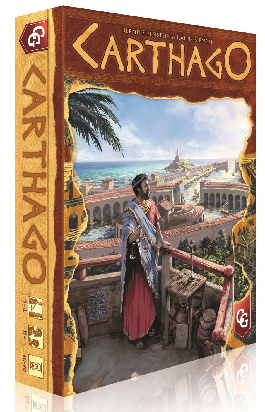 Preorder Carthago from Capstone Games
