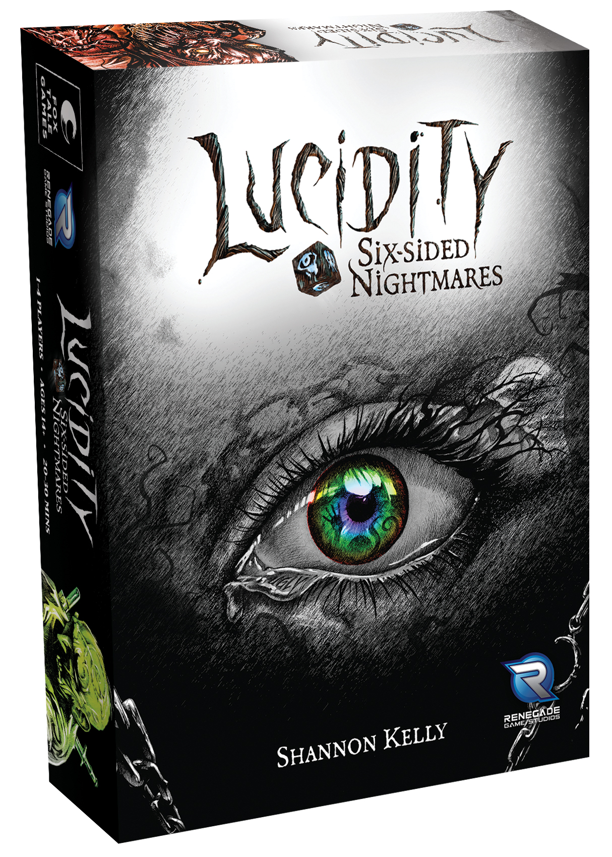 Lucidity: Six-Sided Nightmare
