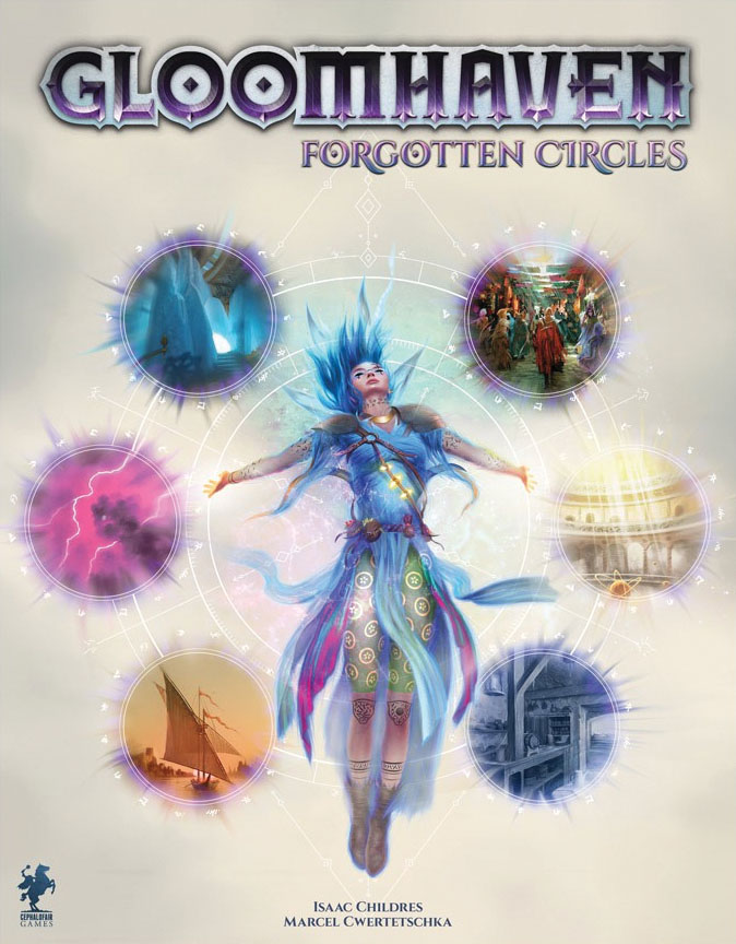 Preorder Gloomhaven: Forgotten Circles Expansion