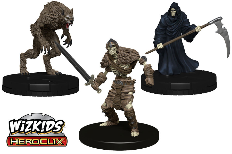 HeroClix: Undead Gravity Feed